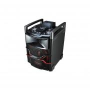 Minicomponente LG OM5540, Led, Xboom, Bluetooth, Dual Usb, Nfc, 1300w, Auxiliar, Auto Dj-negro