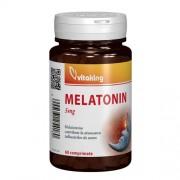 Melatonina 5mg 60cpr Vitaking