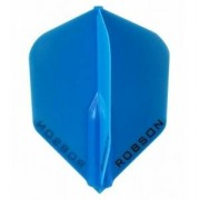 Robson Darts Flights - Robson Plus Flight Std.6 Blue