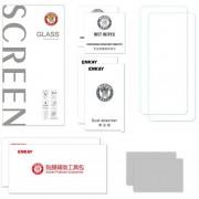 2pcs ENKAY 2.5D 0,26mm 9h de película de vidrio templado Arc Edge para Motorola P40