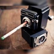 Snapshot Vintage Pencil Sharpener