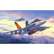 Revell F/A-18E Super Hornet katonai repülő makett 3997