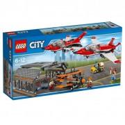 Lego Klocki konstrukcyjne CITY Pokazy lotnicze 60103