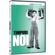 Charlie Chaplin - Timpuri noi (DVD)