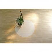 ecogrip Bodenschutzmatte aus Recycling-Polycarbonat für harte Böden, kreisrund kreisrund, Ø 900 mm