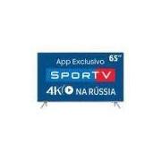 Smart TV LED 65 Samsung 65MU7000, Ultra HD 4K, HDMI, USB