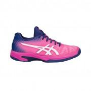 Asics Solution Speed FF Pink Women 37.5