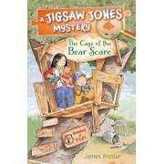 Jigsaw Jones: The Case of the Bear Scare, Paperback/James Preller