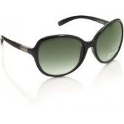 Joe Black Over-sized Sunglasses(Blue)