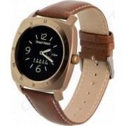 Smartwatch Garett GT16 Bluetooth Pedometru WP IP 53 Auriu