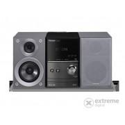 Sistem audio Panasonic SC-PM600EG-S mikro Hi-Fi, argintiu
