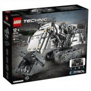 Конструктор Лего Техник - Екскаватор Liebherr R 9800, LEGO Technic, 42100