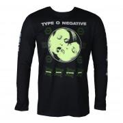 tričko pánské s dlouhým rukávem TYPE O NEGATIVE - CRUDE GEARS - PLASTIC HEAD - PH11698LS