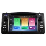 "Autoradio Android Toyota Corolla 2000-2008 2 DIN 6,2"" HD GPS TDT"