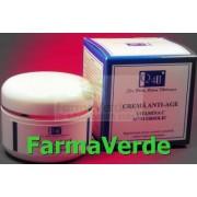 Crema Anti-Age cu Vit C si Acid Ursolic 50 ml Tis Farmaceutic