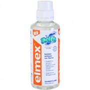 Elmex Junior 6-12 Years enjuague bucal para niños 400 ml