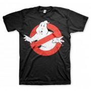 Geen Zwart Fun shirt Ghostbusters logo