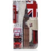 Huawei P30 Lite Hoesje - Book Case - London