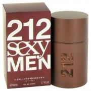 212 Sexy Eau De Toilette Spray By Carolina Herrera 1.7 oz Eau De Toilette Spray