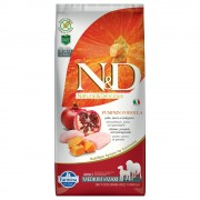 Farmina N&D Grain Free Pumpkin Adult Medium/Maxi Пиле, тиква и нар - 12 кг