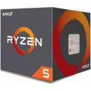 Procesor AMD Ryzen 5 2600X 3.6GHz Socket AM4 Box Resigilat Bonus Cooler procesor AMD Wraith + Bundle AMD 50 The