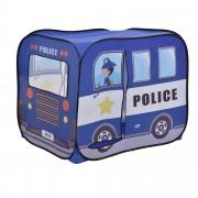 [casa.pro]® Detský stan - policajné auto - AAST-4501
