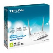 TP-LINK 4P.300 WIRELESS ADSL2+ ROUTER