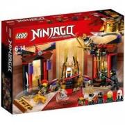 Конструктор Лего Нинджаго - Схватка в тронната зала, LEGO NINJAGO, 70651