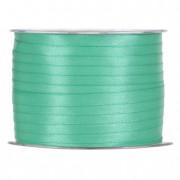 Szalag textil 3mmx100m világos zöld