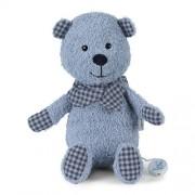 Hänschen klein ging allein - STERNTALER Terrybären Baylee blue 6021871 Spieluhr L waschbar