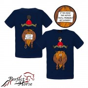 Perfect Horse barn t-shirt Kick boy