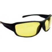 Hrinkar Round Sunglasses(Yellow)