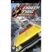 Crazy Taxi Fare Wars Psp