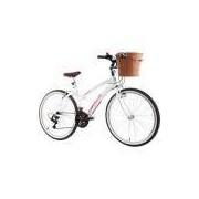 Bicicleta Aro 26 Week 200 Plus 21v Marchas