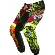 Oneal O´Neal Element Vandal Pantalones de Motocross Neón 36