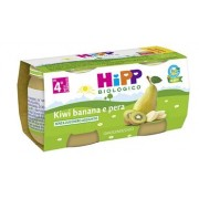 Hipp Italia Srl Hipp Bio Omogeneizzato Kiwi Banana Pera 100% 2x80 G