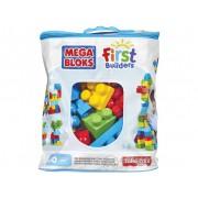 Cuburi constructie Mega Bloks clasic, 60 buc.