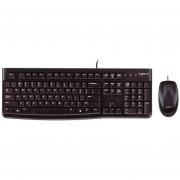 Kit Teclado Mouse LOGITECH MK120 USB 920-004428