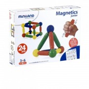Joc de constructii Magnetic Junior