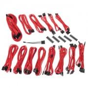 Kit cabluri modulare BitFenix Alchemy 2.0 CMR-Series Red