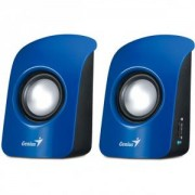 Тонколони GENIUS SP-U115 1.5W ново USB Blue - 31731006102