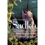 Orchestra Of The Kirov Opera, St. Petersburg, Valery Gergiev - Rimsky-korsakov: Sadko (DVD)