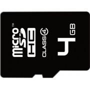 Emtec 4GB Micro SD 4GB Micro SD Class 4 flashgeheugen