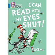 I Can Read with my Eyes Shut!. Band 04/Blue, Paperback/Dr. Seuss