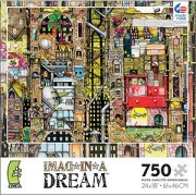 Ceaco Imag*In*A Dream Pepper Dreams Jigsaw Puzzle