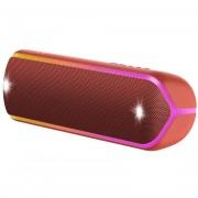 Sony Srs-Xb32 Speaker Wireless Rosso