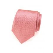 Pudrová růžová kravata se šupinkami lesk Avantgard 559-487
