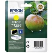 Epson T12944011 Tintapatron Stylus SX420W, SX425W, SX525WD nyomtatókhoz, EPSON sárga, 7ml Eredeti kellékanyag