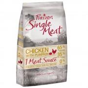 - Суха храна Purizon Single Meat Adult 2 х 12 кг с пиле и тиква - без зърно