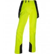 KILPI Dámské softshellové kalhoty RHEA-W JL0907KIYEL Žlutá 38